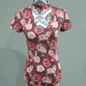 3/$25 Forever 21 short neck strap dress